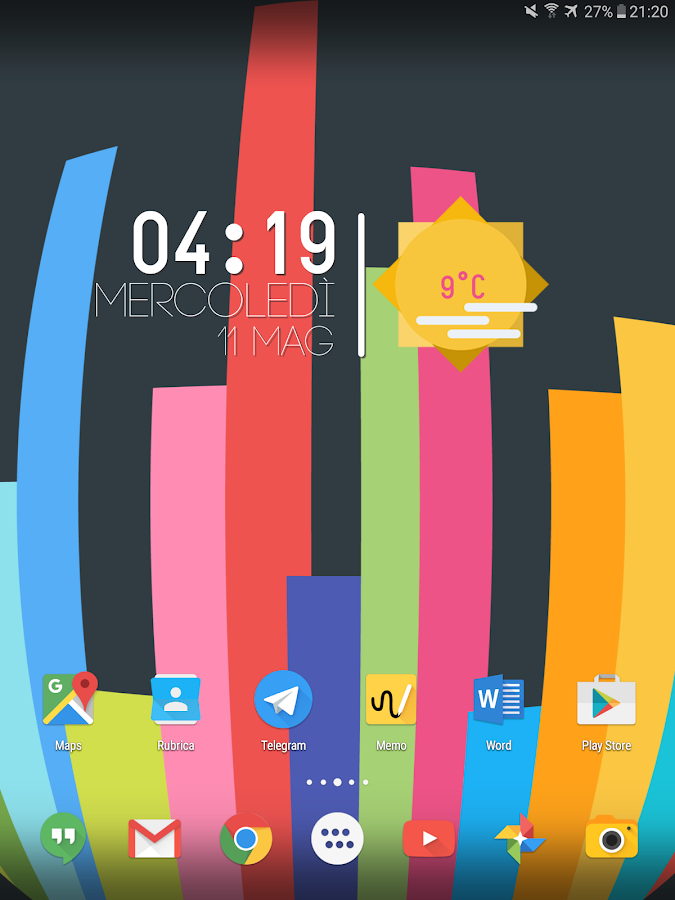 Mate UI - Material Icon Pack Screenshot 8