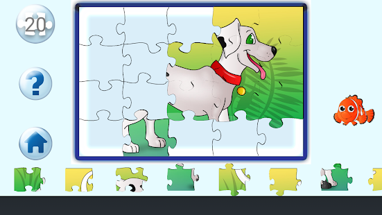 Jigsaw puzzles free games kids- screenshot thumbnail