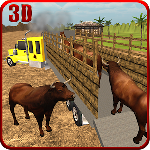 Farm Transporter: Wild Animal