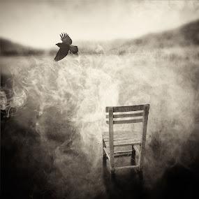 Please take a sit by Ömür Kahveci - Digital Art Places
