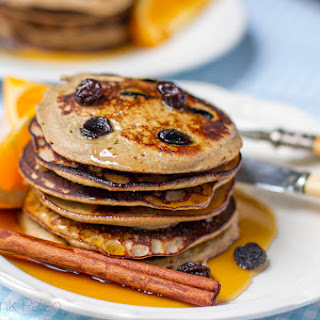 Cinnamon Ginger Pancakes Recipes