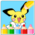 Coloring Pages for Pokemonster APK for Bluestacks