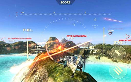 World of Gunships Online Game screenshot 3