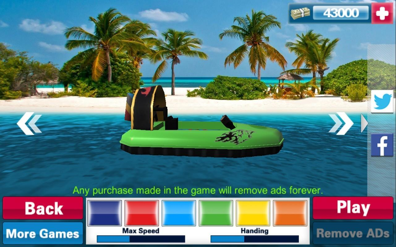 Modern Hovercraft Racing 2015 Screenshot 3