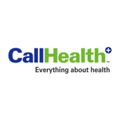 Call Health, ,  logo