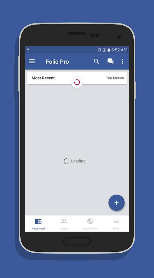 Folio Pro for Facebook Screenshot 4
