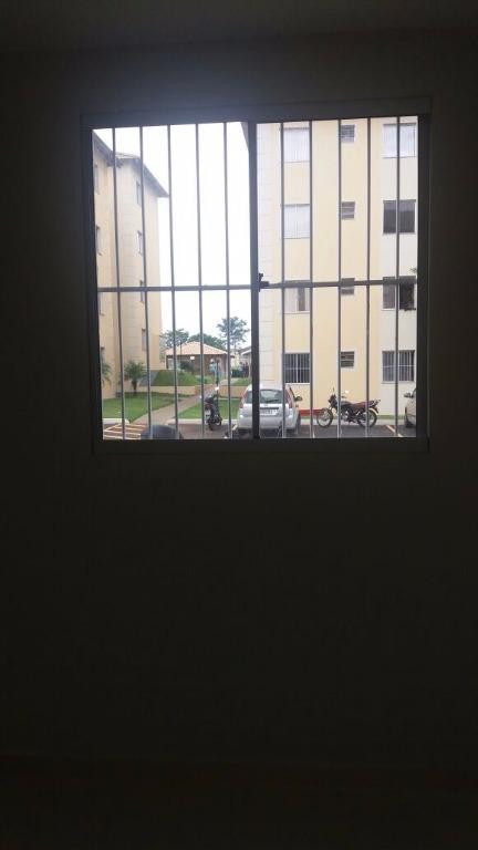 Apartamento residencial para locação, Mansour, Uberlândia.