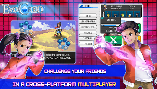 EvoCreo - Lite - screenshot