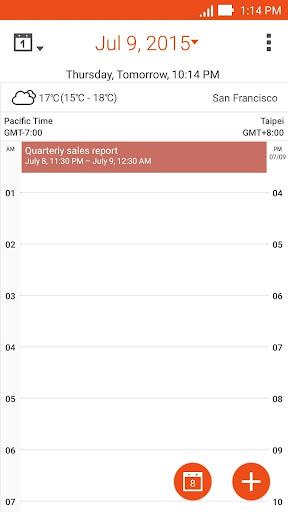 ASUS Calendar screenshot 6