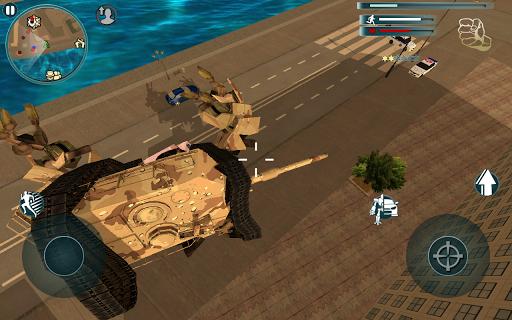 Robot War Machine