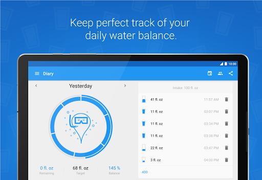 Hydro Coach - drink water screenshot 9