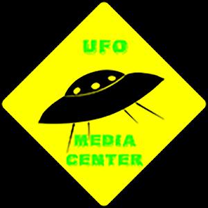 Cover art UFO Media Center - Kodi forked