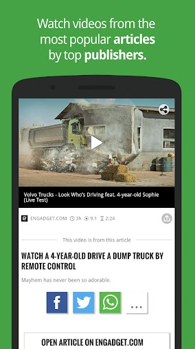 Veeds - Trending Video APK