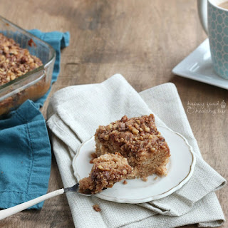 Whole Wheat Cinnamon Coffee Cake