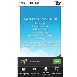 Knot the Cat - screenshot