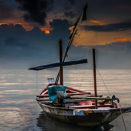 by Rudy Harijanto - Transportation Boats