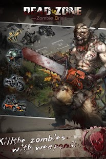 Game Dead Zone: Zombie Crisis apk for kindle fire