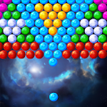 Bubble Shooter Cosmic Icon
