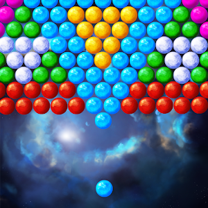 Bubble Shooter Cosmic