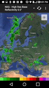 Weather Radar Pro- screenshot thumbnail
