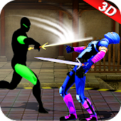 Game Ninja Warrior Karate Fighting: Kung Fu Tiger 2017 apk for kindle fire