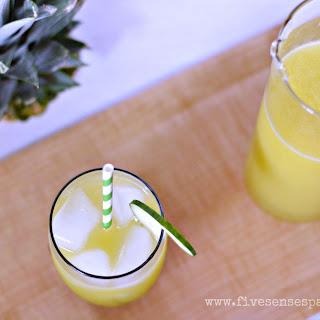 Ginger Pineapple Orange Juice Recipes