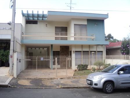 Casa residencial à venda, Jardim Brasil, Campinas.