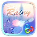 Download Rainy GO Launcher Theme APK for Android Kitkat
