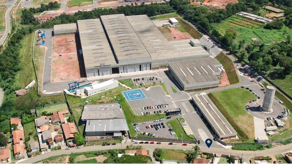 Galpão em condomínio, 4977 m² - Vargem Grande Paulista/SP