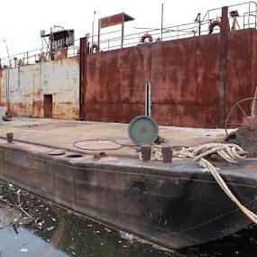 by Paul Hopkins - Transportation Boats (  )