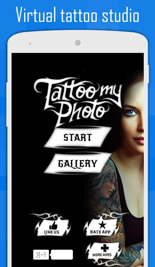 Tattoo my Photo 2.0 Screenshot 5