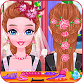 Free Download Wedding hairstyles game APK for Samsung