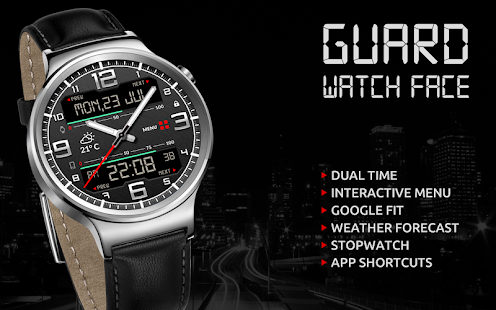Guard Watch Face