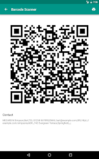QR Code Reader (No Ads)- screenshot thumbnail