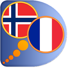 French Norwegian dictionary