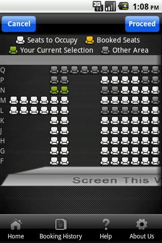 Cinepolis India screenshot 6