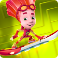 Game Fiksiki Sky Run: Endless Games APK for Kindle