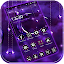 APK App Moon Night Theme Purple moon for BB, BlackBerry