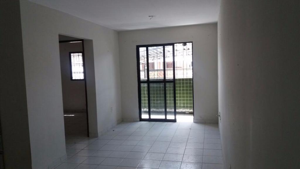 Apartamento residencial para locação, Água Fria, João Pessoa.