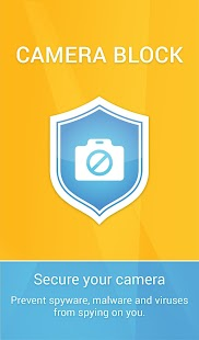 Camera Block - Spyware protect Screenshot