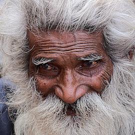Tears of Blood by Rakesh Syal - People Portraits of Men (  )