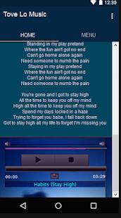 Tove Lo Music&Lyrics - screenshot