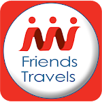 Friends Travels Icon