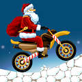 Santa Motorcycle Hill Climb APK for Lenovo