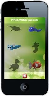 Game Pocket Pixelmon Go! 2 version 2015 APK