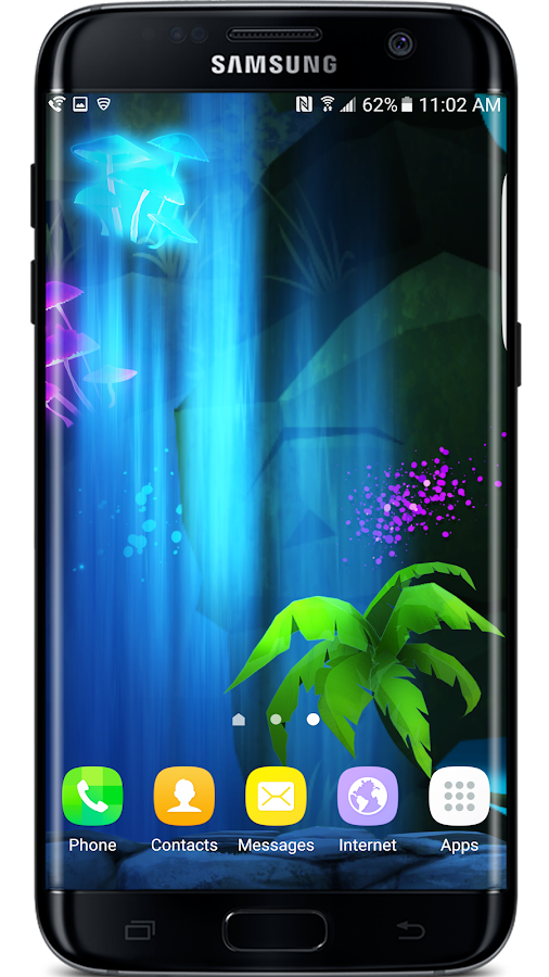 Firefly Jungle II LWP Screenshot 4