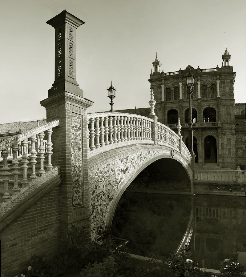 Sevilla_002 by Emil Stojanov - Buildings & Architecture Bridges & Suspended Structures