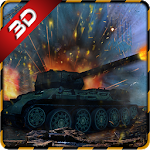 Tank Battle Fury Russian 3D Icon