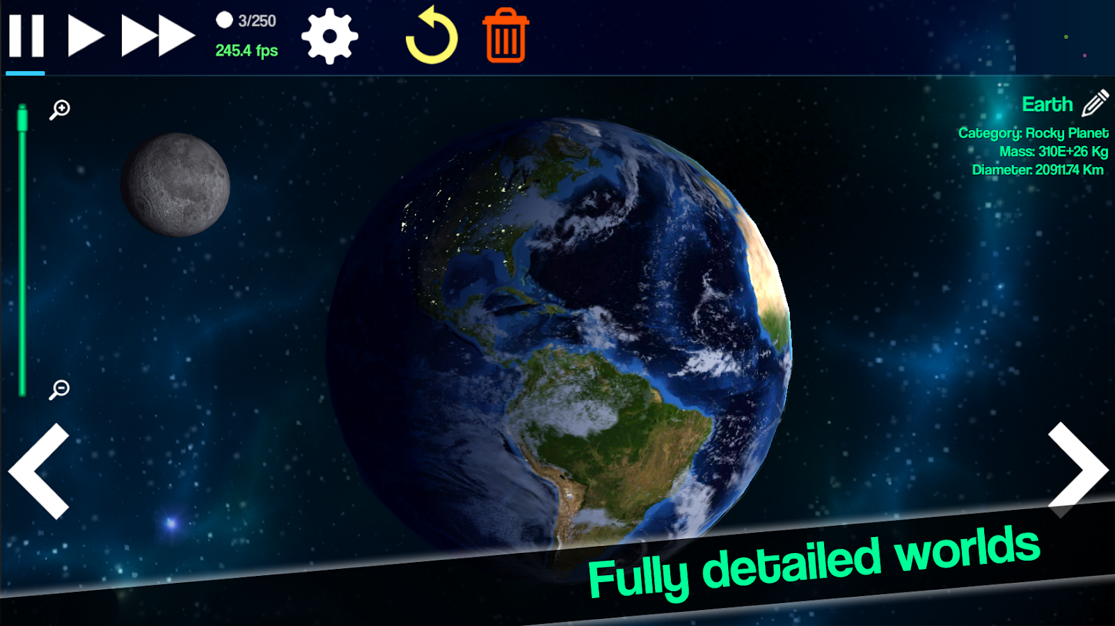 Planet Genesis Screenshot 0