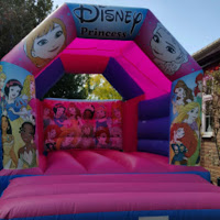 Disney Princess Bouncy Castle for Hire